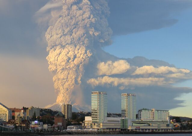 Chile's Calbuco volcano has erupted for the third time in two weeks, spewing fresh tons of volcanic ash into the air and spurring the latest rounds of evacuations.