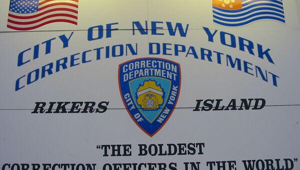 Rikers Island- Queens, NY. 2007 - Sputnik International