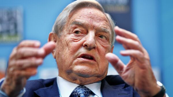 Geroge Soros, long an advocate of imposing more taxes on the wealthy, has himself amassed a massive fortune by delaying those very tax payments - but the bill may be about to come due. - Sputnik International