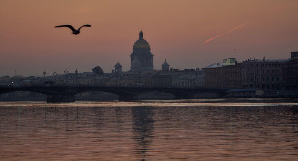 Cities of Russia. Saint Petersburg