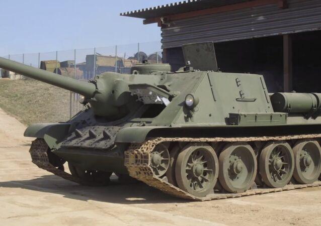 The SU-100