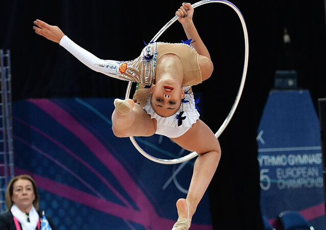 Magic of Grace and Flexibility: European Rhythmic Gymnastics Championship