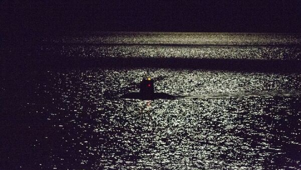 Unidentified submarine was spotted near Finland - Sputnik International