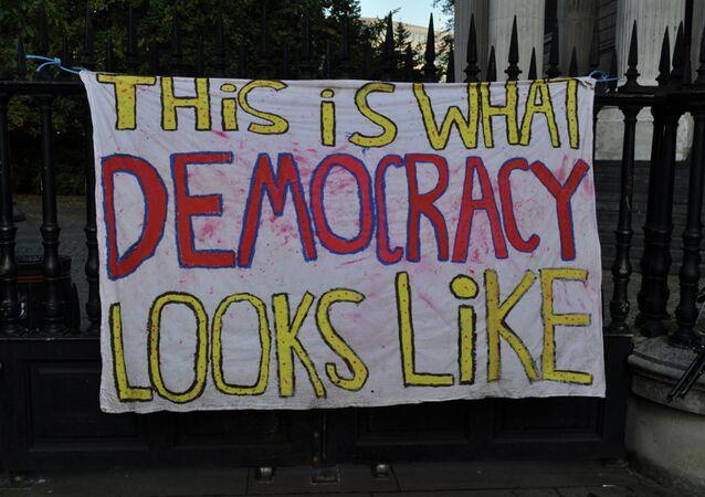 Occupy Democracy