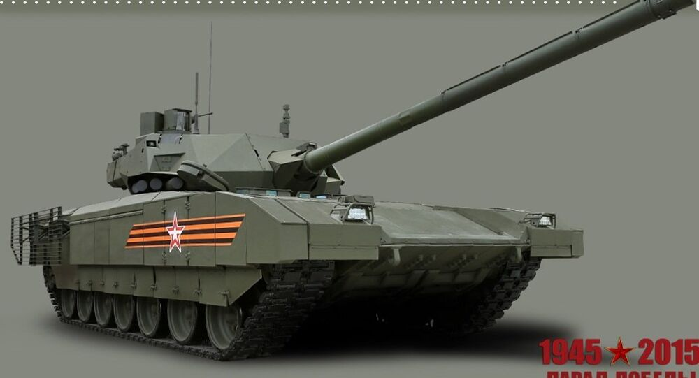 Armata main battle tank