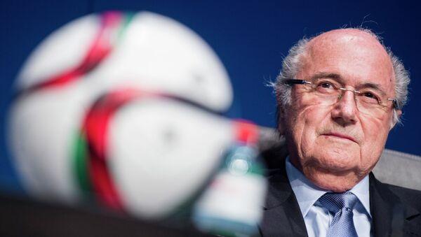 Joseph Blatter - Sputnik International