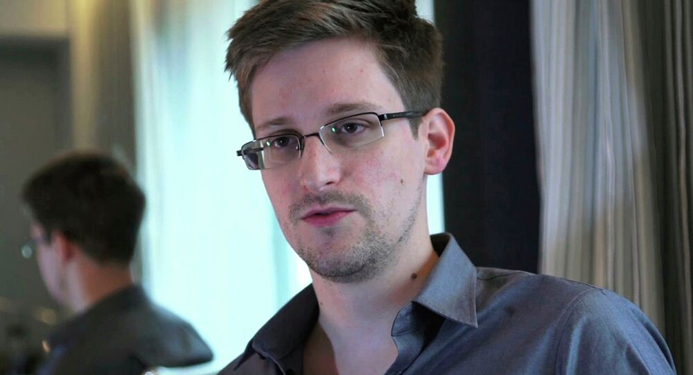 By urging EU members to stop the persecution of Edward Snowden, the European Parliament showed its independence from the United States, the chairman of the independent non-profit organization Workshop of Eurasian Ideas told Radio Sputnik.