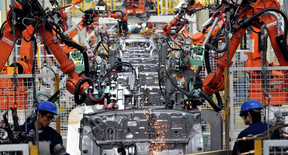 As part of a major push towards automation, the first robots-only factory is being built in China's Dongguan manufacturing hub, reducing human employees to a bare minimum.