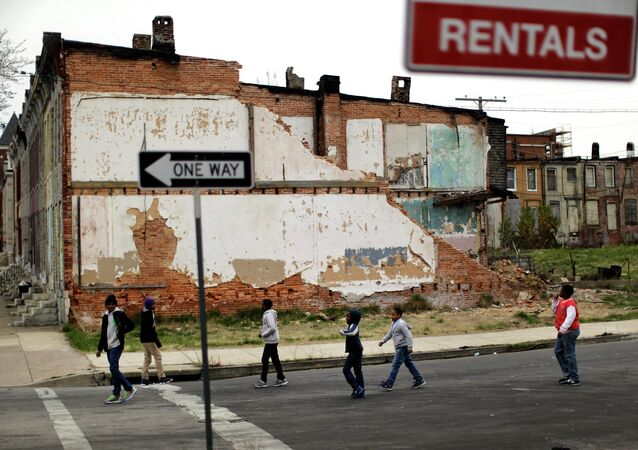 By the Numbers: Baltimore is the Face of Inequality in the US