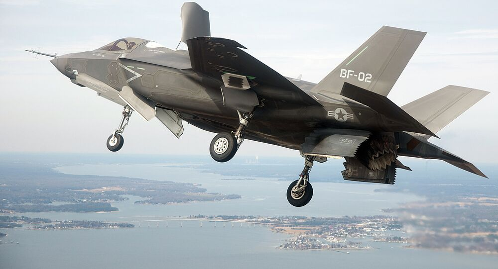 While the delays, malfunctions and costs of the F-35 fighter jet pile higher and higher, the main contractors for the notoriously over-budget and overdue program threw record amounts of money towards politicians in 2014.