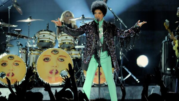 Prince to Hold 'Rally 4 Peace' Concert in Baltimore This Weekend - Sputnik International