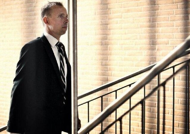 Head of Denmark's Security and Intelligence Service (PET) Jens Madsen