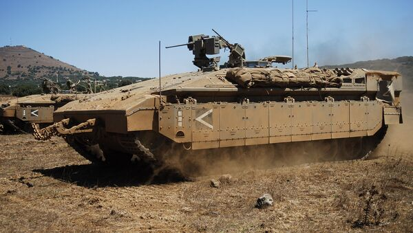 In response to last year's war in Gaza, Israel has signed a $310 million deal - using US military assistance funds -  with General Dynamics Land Systems to produce heavy armed personnel carriers, their Ministry of Defense announced Tuesday. - Sputnik International