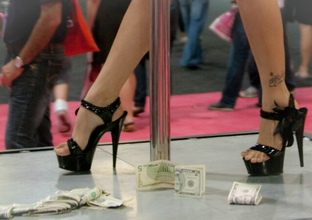 Perks of the Job? Pentagon Credit Cards Used To Finance Sex and Gambling
