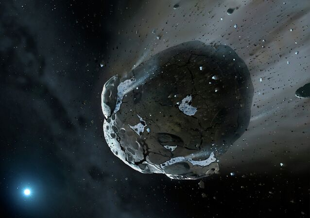 Asteroid mining may not be the stuff of sci-fi flicks for long, as one company prepares to launch its first exploratory satellite from the International Space Station in July.