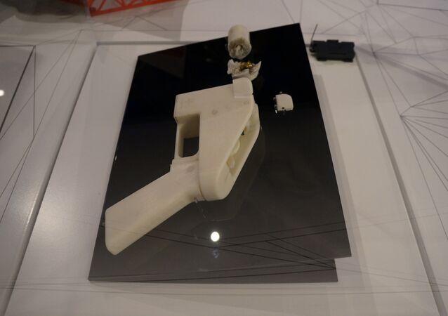 Liberator's Legal Woes: 3-D Printer Gun Lawsuit Filed Against US State Dept