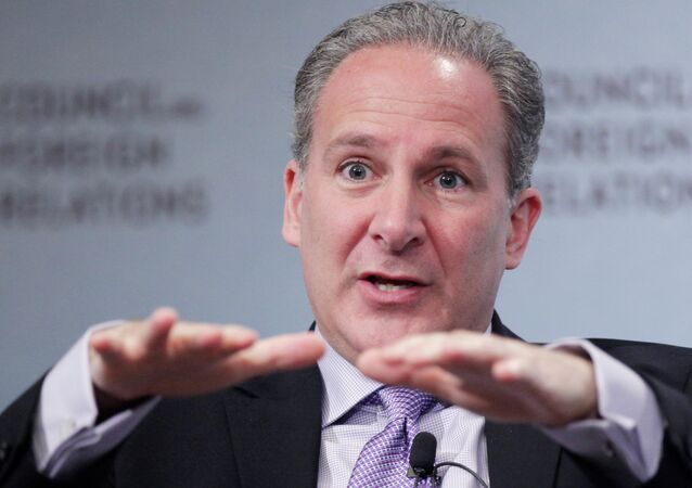 Financial analyst Peter Schiff predicts that the US Federal Reserve will bring on a fourth wave of quantitative easing to try to stimulate the economy once again.