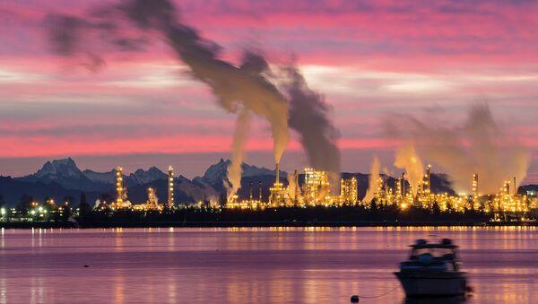 US Republican Pushes Climate Change Policy as Global CO2 Levels Skyrocket - Sputnik International