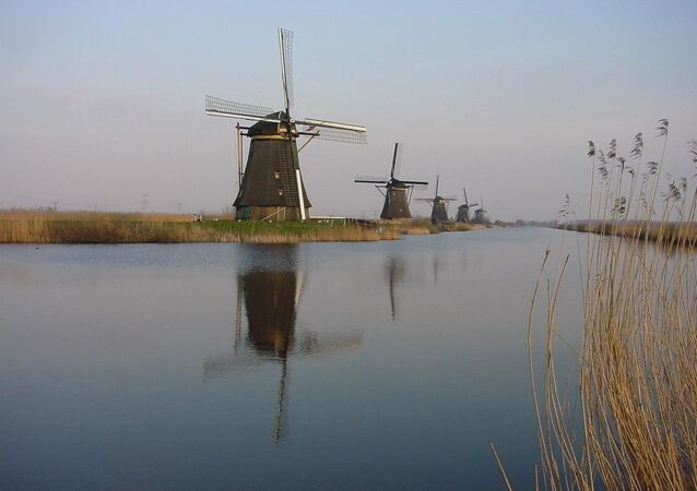 Flooding in the Netherlands