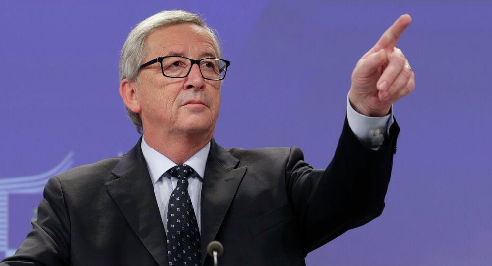 Juncker EU army