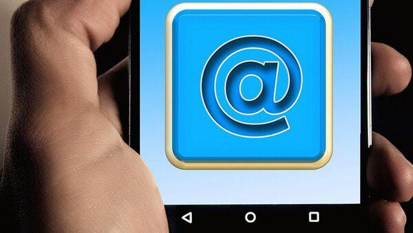 E-mail alert - Sputnik International