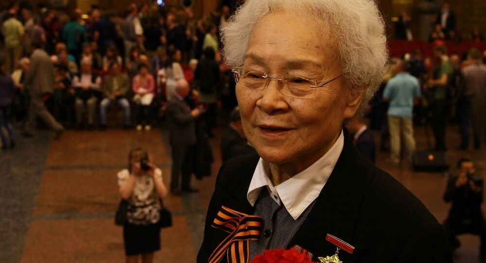 Liu Aiqing, the daughter of Liu Shaoqi, a former Chairman of the People's Republic of China, shared with Sputnik her memories of life in the Soviet Union during the Second World War.