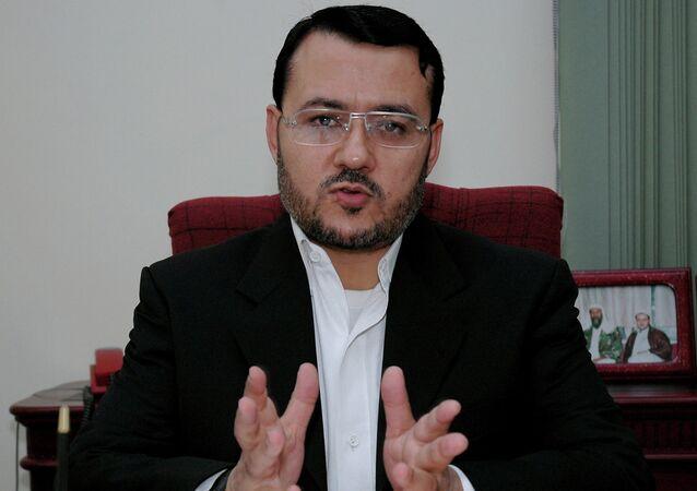 Journalist Ahmad Muaffaq Zaidan