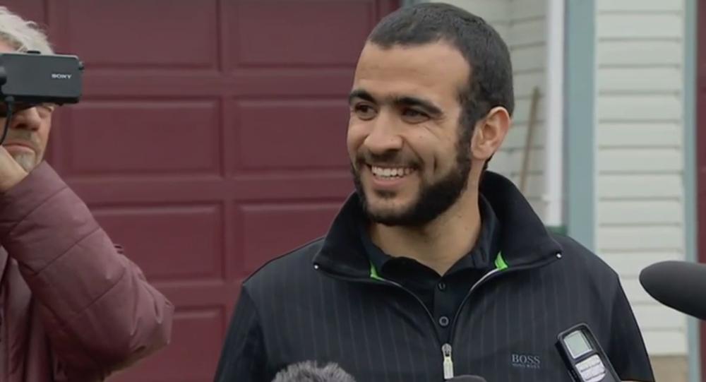 Former Gitmo Detainee Omar Khadr Speaks After Release From Canadian Jail