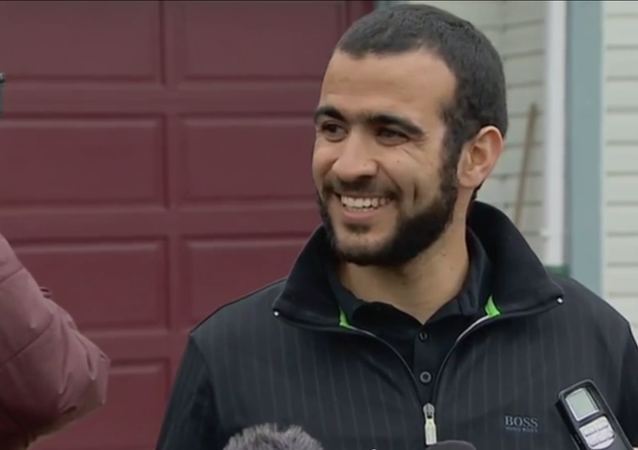 Former Gitmo Detainee Omar Khadr Speaks After Release From Canadian Jail