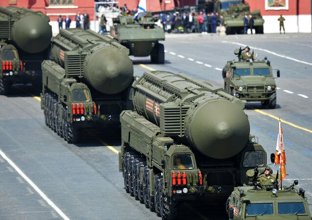 RS-24 Yars/SS-27 Mod 2 solid-propellant intercontinental ballistic missiles