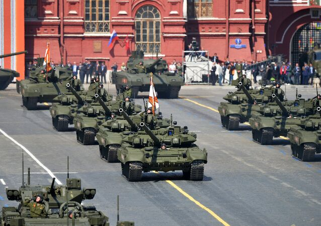 Military parade to mark 70th anniversary of Victory in 1941-1945 Great Patriotic War