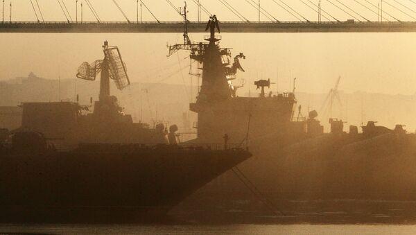 Russian cities. Vladivostok - Sputnik International