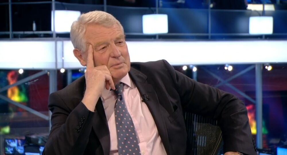 'If this exit poll is right I will publicly eat my hat' Paddy Ashdown - BBC News