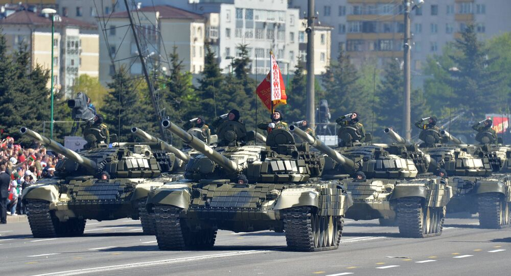 The Hero City of Minsk celebrates 70th anniversary of Victory in 1941-1945 Great Patriotic War