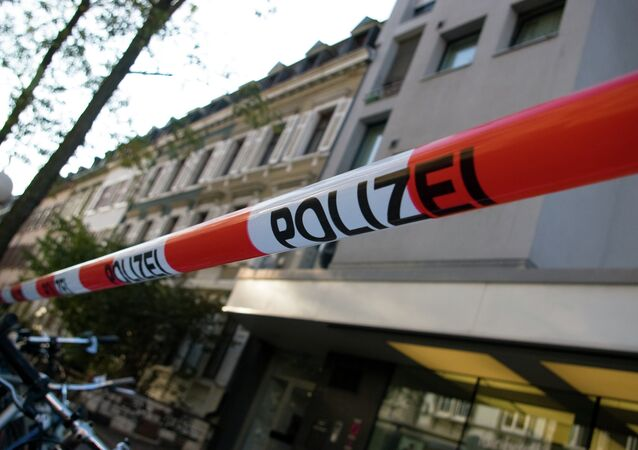 """Swiss police found """"several"""" bodies outside and inside a house in the Swiss canton of Aargau"""