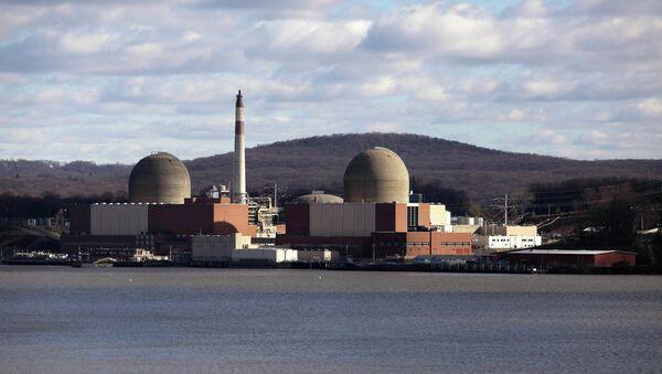 The Indian Point nuclear power plant in Buchanan, New York along the Hudson River. - Sputnik International