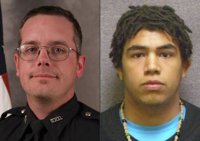 Prosecutors in Wisconsin announced Tuesday that they will not press charges against the white Madison police officer who shot and killed a teenager, Tony Robinson, in March.