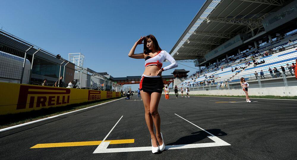 Only Idiot Sees Beautiful Woman As Problem Dutch Mp Calls On Formula 1 To Bring Grid Girls Back Sputnik International