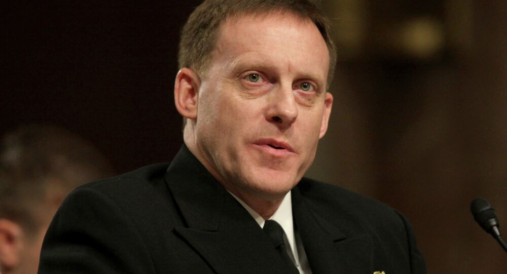 The head of the US National Security Agency has clarified that the United States may use physical retaliation against the perpetrators of a cyberattack.