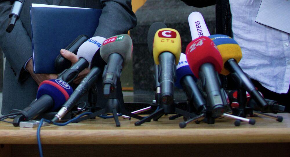 Ukraine media