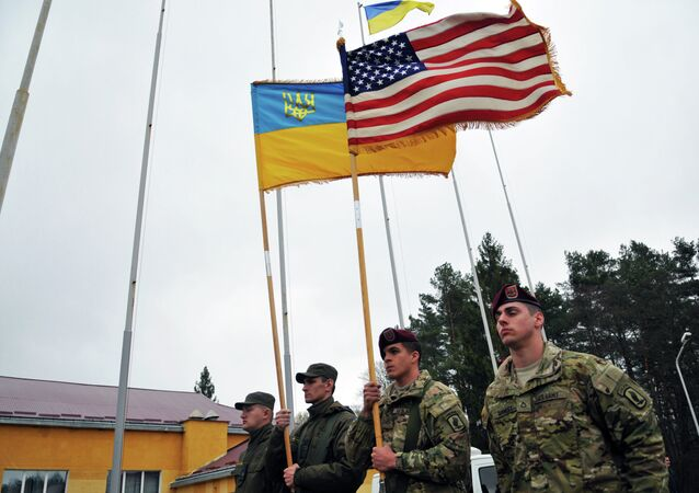 US military instructors arrive in Ukraine