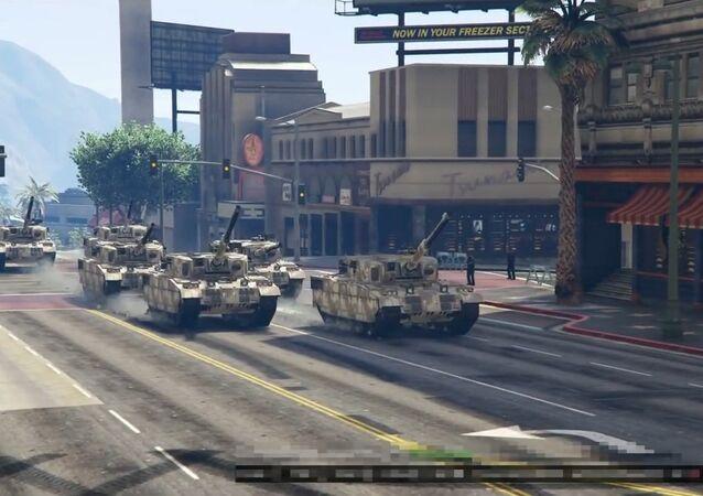 GTA Parade