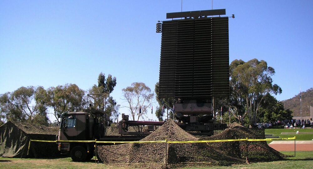 AN/TPS-77 radar