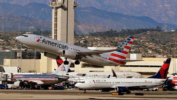 American Airlines Boeing 737-800 - Sputnik International
