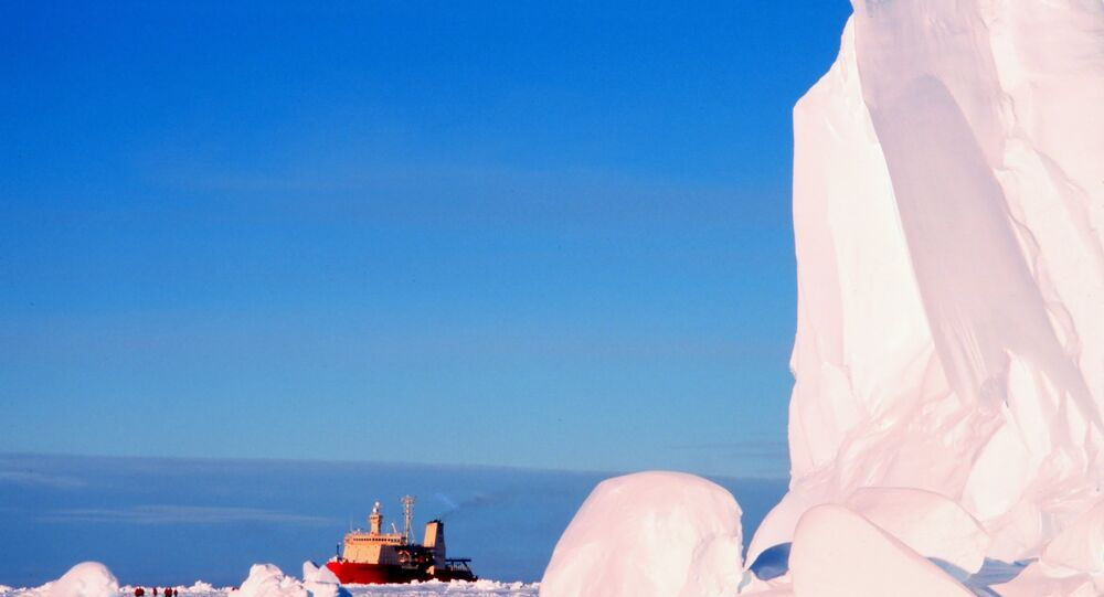 The remainder of the Larsen B Ice Shelf could break away and disintegrate by 2020.