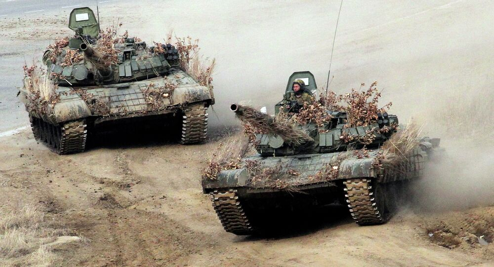 Air assault brigade takes part in tactical drill in Russia's Primorye Territory