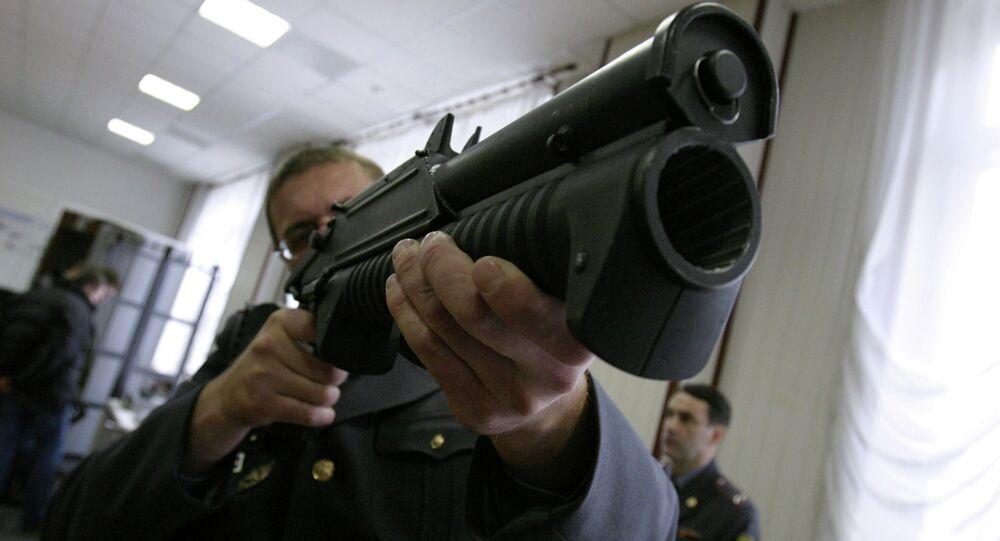GM-94 grenade-launcher