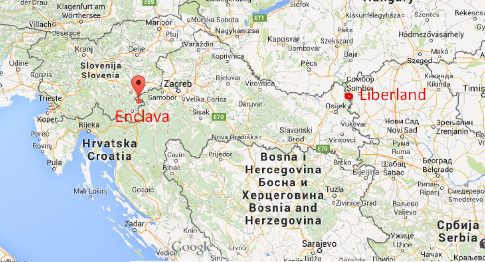 The Kingdom of Enclava