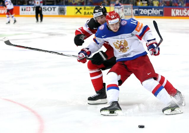 Hockey. The World Cup - 2015. Final. Canada - Russia