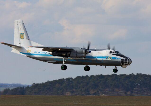 AN-30B  Ukrainian Air Force - Open Skies